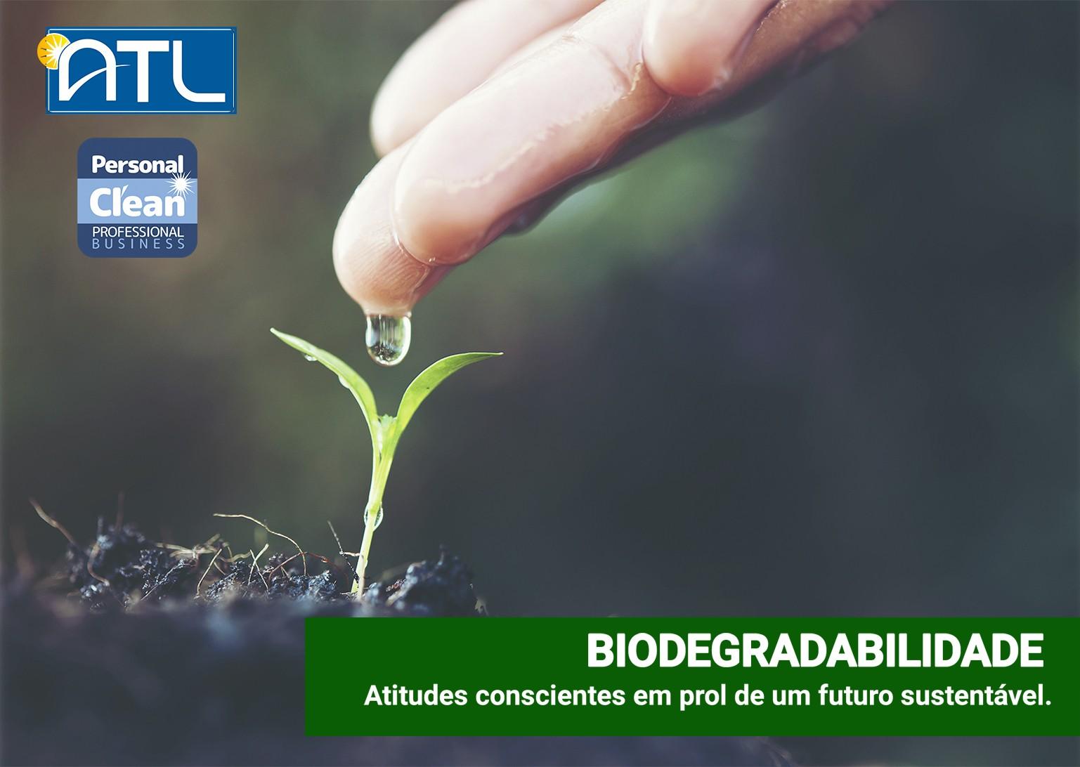 You are currently viewing O que é Biodegradabilidade?