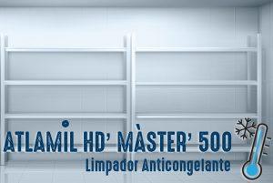 Read more about the article Lançamento – Limpador anticongelante! Atlamil HD Master 500