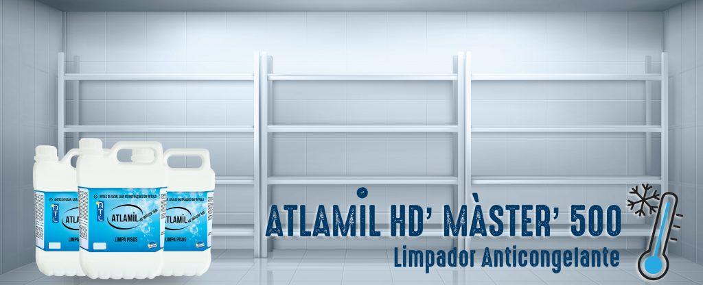 Lançamento - Limpador anticongelante! Atlamil HD Master 500 - - 3