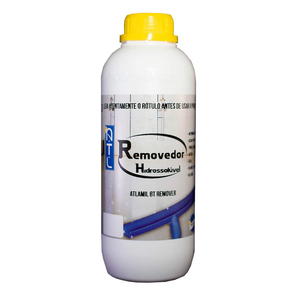 Removedor Hidrossolúvel - Atlamil BT Remover - Frasco 1 Litro - - 1