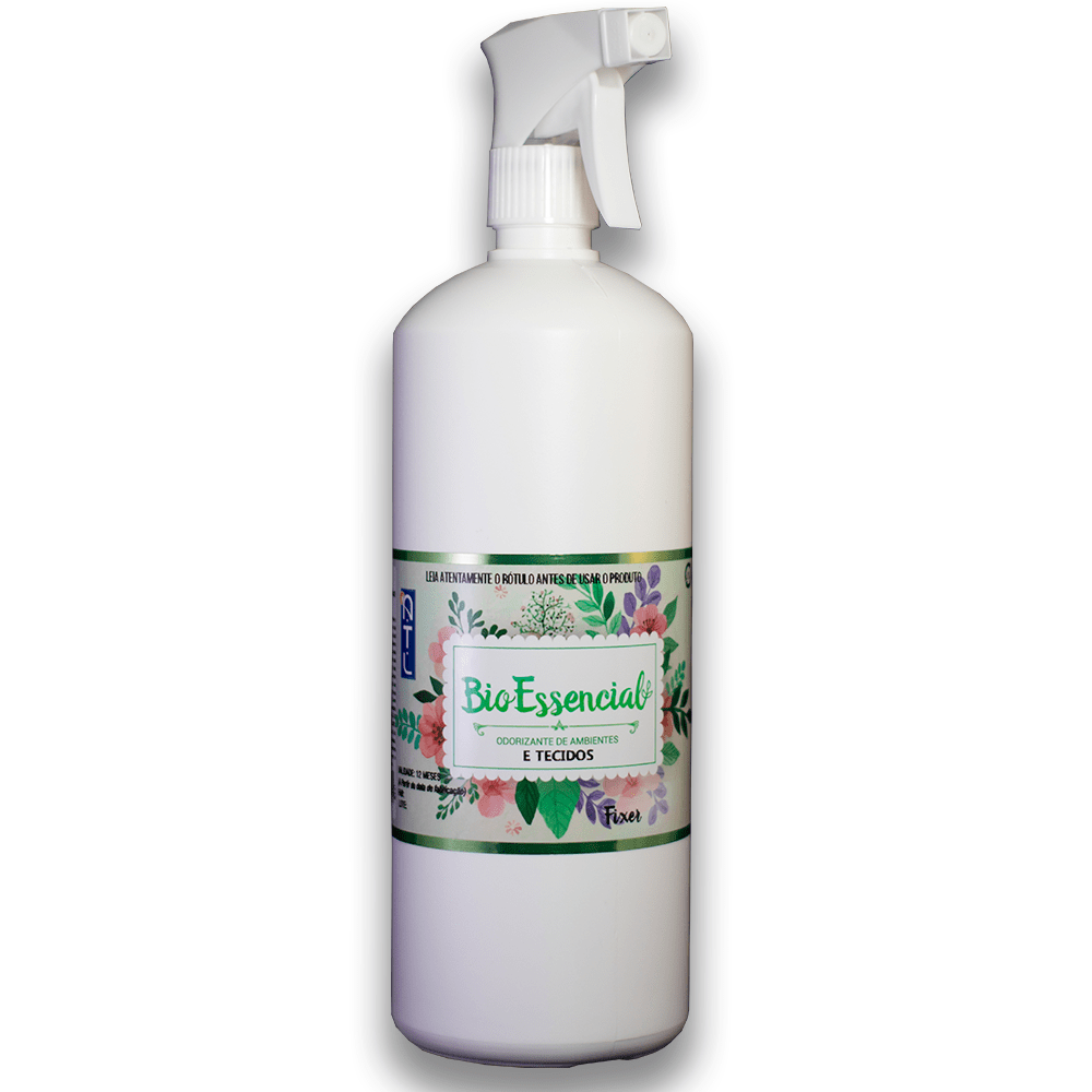 Aromatizante de tecidos - Bio Essencial Fixer - Frasco 1,1 Litro - - 1
