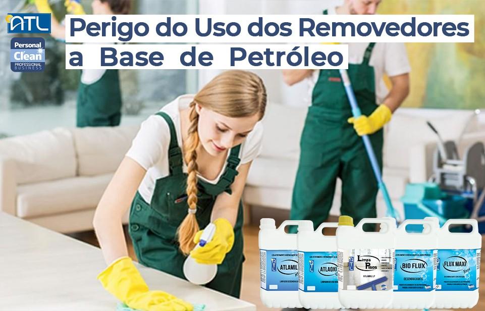 You are currently viewing Perigo do Uso dos Removedores a Base de Petróleo