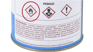 Perigo do Uso dos Removedores a Base de Petróleo - - 1